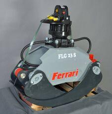 FERRARI Holzgreifer FLG 23 XS + Rotator FR55 F ajoneuvonosturi