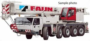 TADANO FAUN ATF 100 - 5 ajoneuvonosturi