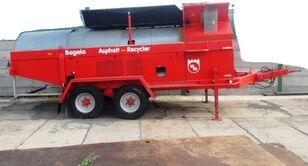 BAGELA BA 10000 (unused TOP condition zestaw asfaltin kierrättäjä