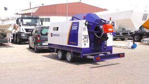 uudet FRUMECAR Asphalt Recycler 500 asfaltti kierrättäjä