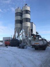 uudet AZ-MACHINERY 160 M3/H betoniasema