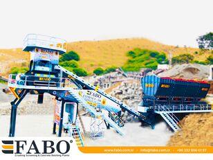 uudet FABO  COMPACT-110 CONCRETE PLANT | CONVEYOR TYPE betoniasema