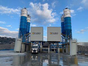 uudet FABO POWERMIX-200 NOUVELLE SYSTEME D'INSTALLATION DE CENTRALE À BÉTON betoniasema