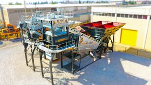 uudet FABO TURBOMIX-120 MOBILE CONCRETE PLANT READY IN STOCK betoniasema