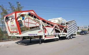 uudet MESAS 100 m3/h MOBILE Concrete Batchıng Plant betoniasema