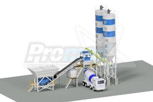 uudet PROMAX Compact Concrete Batching Plant C100-TWN PLUS (100m³/h) betoniasema
