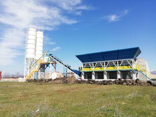 uudet PROMAX Compact Concrete Batching Plant C60-SNG-LINE (60m3/h) betoniasema