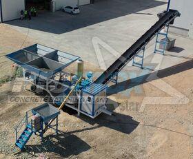 uudet PROMAX Mobile Concrete Batching Plant M35-PLNT (35m³/h) betoniasema