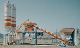 uudet SEMIX Mobil 160S4 MOBILNÍ BETONÁRNY 160 m³/ h betoniasema