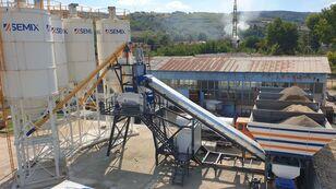 uudet SEMIX Mobile 120-135 Y MOBILE CONCRETE BATCHING PLANTS 120-135m³ betoniasema