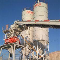 uudet SEMIX Stationary 130 STATIONARY CONCRETE BATCHING PLANTS 130m³/h betoniasema