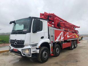 uudet KCP 46m - AROCS 4143 8x4/4 - Mercedes-Benz - NUEVO - betonipumppu