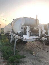 CIFA betonisekoitin puoliperävaunu