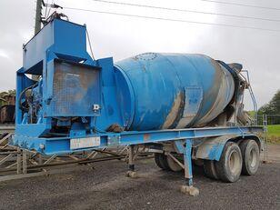 LECINENA betonisekoitin puoliperävaunu