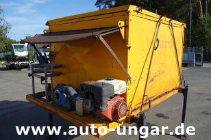 OLETTO 2m³ Thermo Asphalt Container Hot Box H02 wie A.T.C. / HMB halkeamien korjauskone