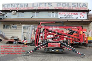 HINOWA Goldlift 1470 - 14 m oil&steel octopussy 1412, cte, teupen, omme nivelpuominostin
