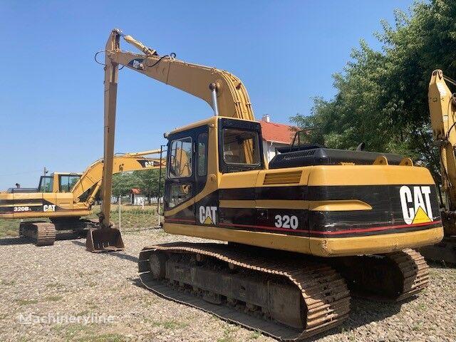 CATERPILLAR CAT 320 pitkäpuominen kaivinkone