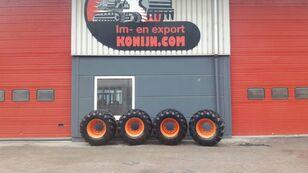 Tianli single tires 600/50x22.5 pyöräalustainen kaivinkone