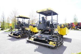 BOMAG BF 300P , 6X4 , Work width 3,4 + 0,6m , SideView , auto-greasing pyörillä kulkeva asfalttikone