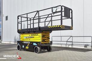 uudet Airo X 12 EW - Windex saksilava