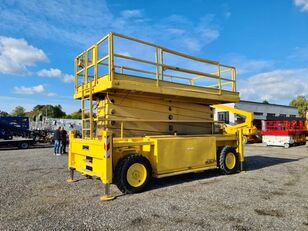 LIFTLUX SL205-25 - 22,5m, 4x4, diesel saksilava