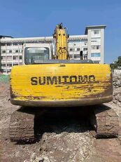 SUMITOMO SH120A3 telakaivinkone
