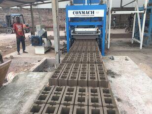 uudet CONMACH BlockKing-25MS Concrete Block Making Machine -10.000 units/shift tiili tehdä kone