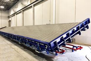 uudet SUMAB Vibrating tables for the production of concrete panels tiili tehdä kone