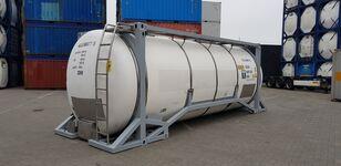 KLAESER Танк-контейнер 20 футовый 26 м. куб. 20 jalan säiliökontti