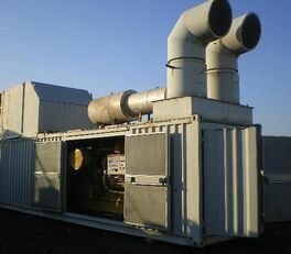 CATERPILLAR G3512 Bio-Gas muu erikoiskontti