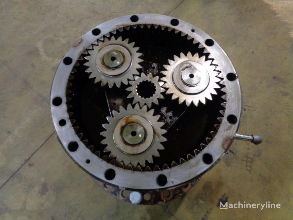 NEW HOLLAND E 385 B kaivuri kääntömoottori