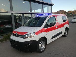 uudet CITROEN Berlingo XL ambulanssi