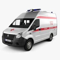 uudet GAZ B TYPE GAZelle NEXT AMBULANCE WİTH FULL EQUİPMENT ambulanssi