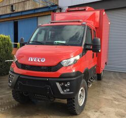 uudet IVECO 4WD  ambulanssi