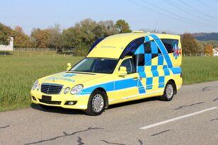 MERCEDES-BENZ E280 hochlang BINZ ambulanssi