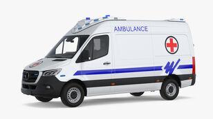 MERCEDES-BENZ SPRİNTER AMBULANCE A TYPE ambulanssi