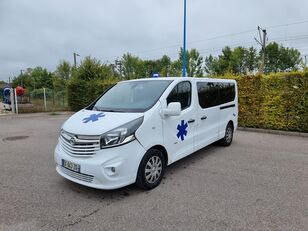 OPEL VIVARO L2H1 - 140 CV - 163 000 KM - 2017 - LES DAUPHINS ambulanssi