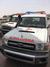 uudet TOYOTA Land Cruiser petrol Hardtop ambulanssi