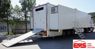 uudet ÇUHADAR TREYLER MOBİL CLİNİC HOSPİTAL READY ON STOCK ambulanssi
